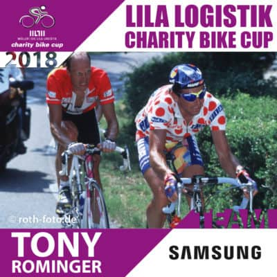 Tony Rominger - Team Samsung